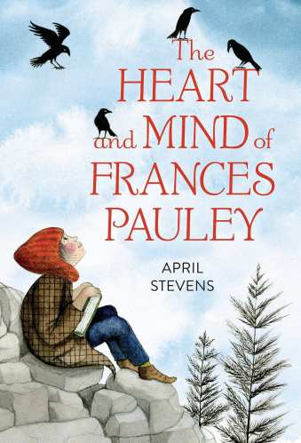 The Heart and Mind of Frances Pauley - Best Middle Grade Books with Intergenerational Friendships