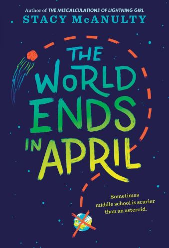 the world ends in april  - Middle-Grade Books About Grandparents