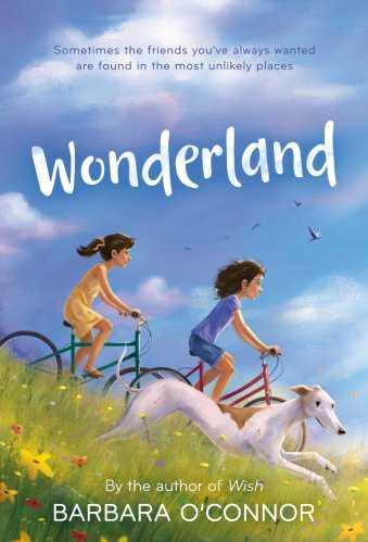 Wonderland - Best Middle Grade Books with Intergenerational Friendships