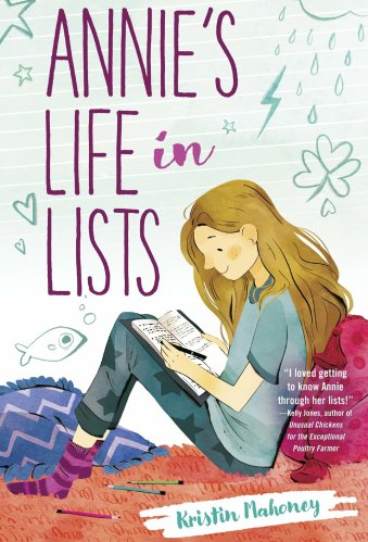 Best Middle Grade Books with Shy Protagonists - Annie's Life in Lists