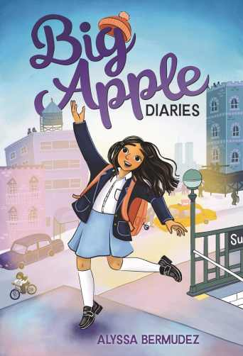 Big Apple Diaries - Best Middle-Grade Graphic Novels