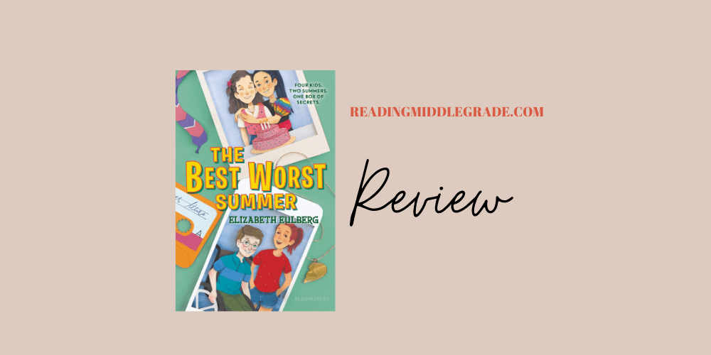 Book Review - The Best Worst Summer