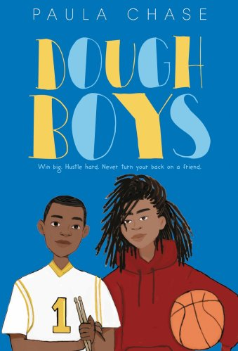 Dough Boys - Best Middle-Grade Books About Music and Musical Theater