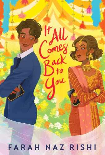 It All Comes Back to You - Farah Naz