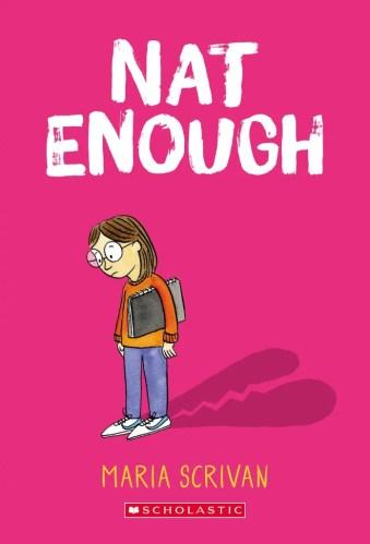 Nat Enough - Best Middle Grade Graphic Novel Series