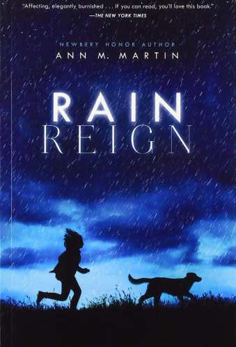 Rain Reign - Middle-Grade Books About Animals