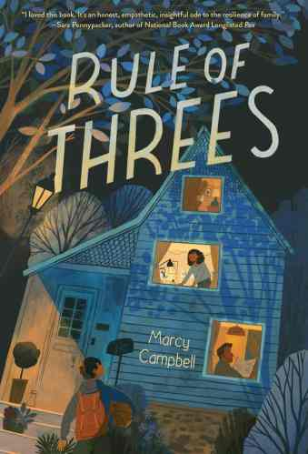Rule of Threes - 2021 Middle School Summer Reading Guide