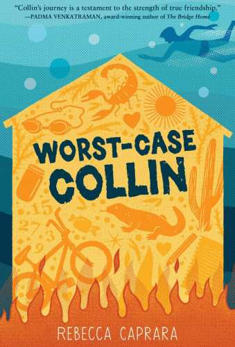 Worst-Case Collin - Best Middle Grade Books Releasing in Fall 2021