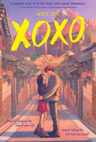 Best Asian YA Books - XOXO - Axie Oh