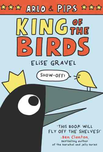 arlo and pip - best graphic novels for elementary students
