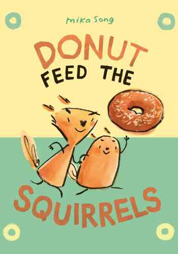 donut feed the squirrels