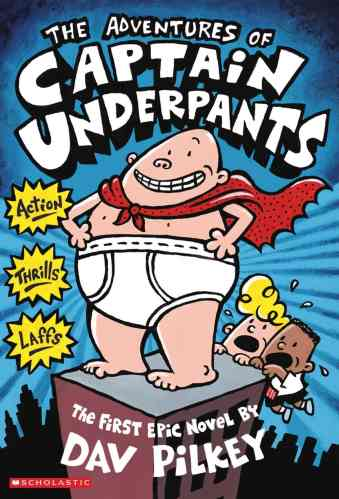 The Adventures of Captain Underpants (Series)