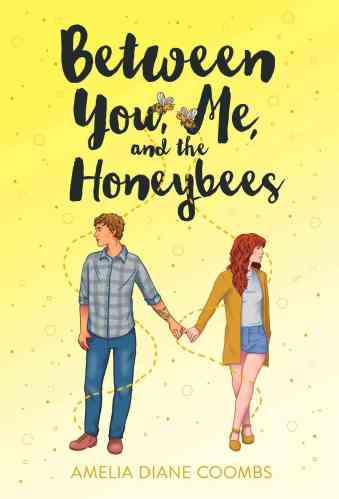 Between You, Me and the Honeybees - YA Books About Mental Illness