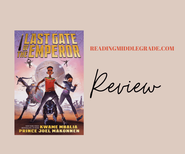 Review | Last Gate of the Emperor