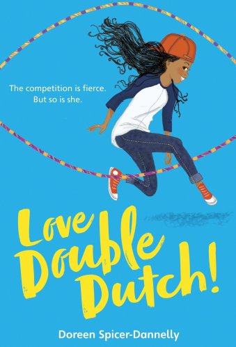 Love Double Dutch - Best Middle Grade Books About Sports