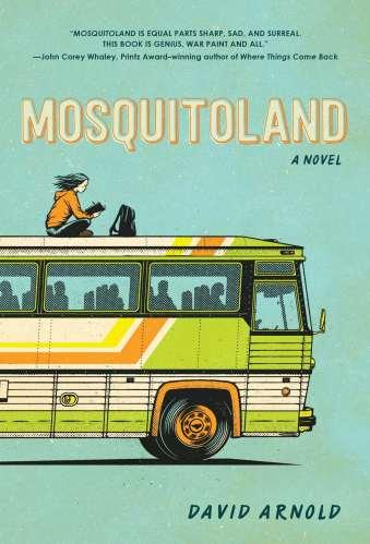 Mosquitoland - YA Books About Mental Illness