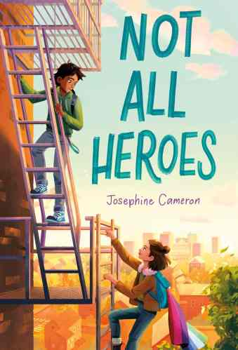 Not All Heroes - 2021 Middle School Summer Reading Guide