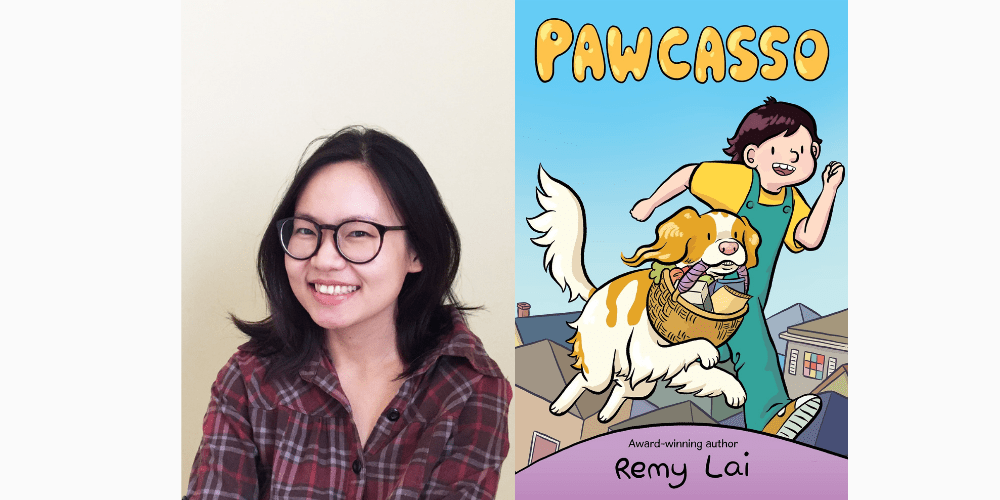 Remy Lai - Pawcasso - Author Interview