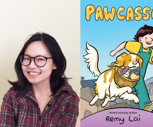 Remy Lai on Pawcasso (+ Giveaway!)