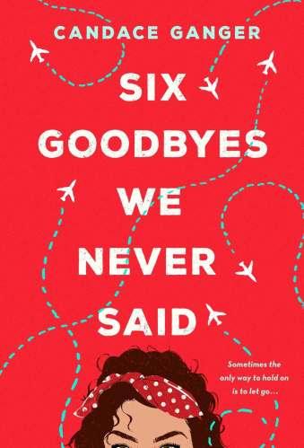 Six Goodbyes We Never Said - YA Books About Mental Illness