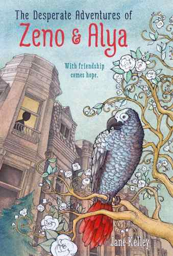 The Desperate Adventures of Zeno and Alya - Middle Grade Books About Birds