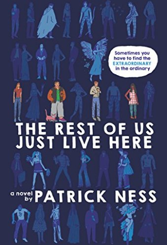 The Rest of Us Just Live Here - YA Books About Mental Illness