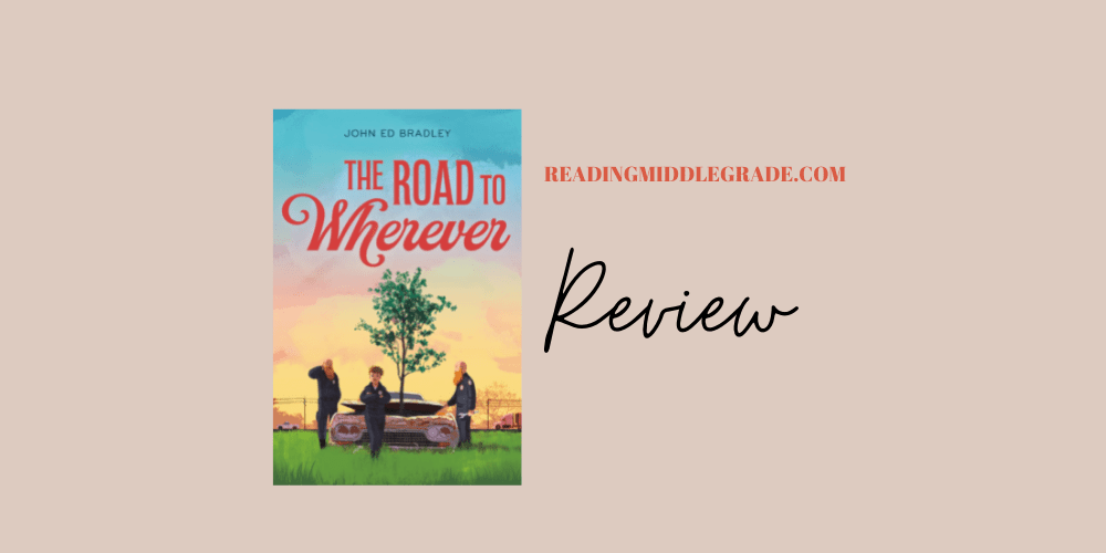 The Road to Wherever - Book Review