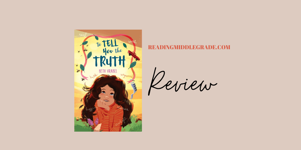 To Tell You the Truth - Book Review