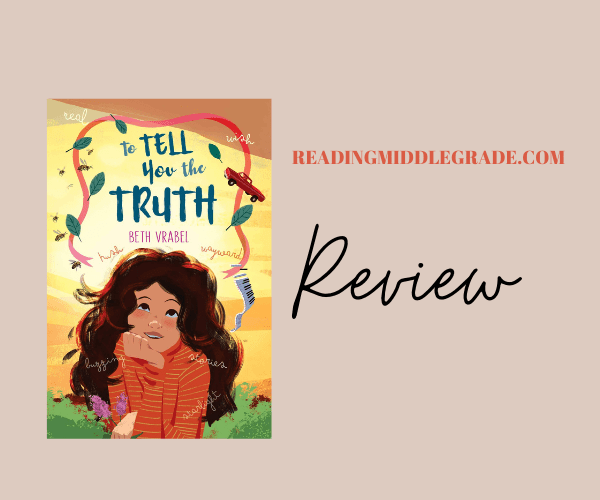 Review | To Tell You the Truth by Beth Vrabel (+ Giveaway)