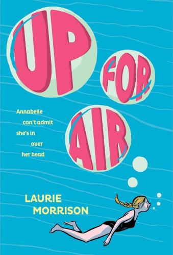 Up for Air- Best Middle Grade Books About Sports