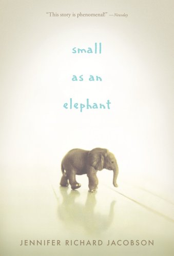 Middle Grade Books About Mental Illness - small as an elephant