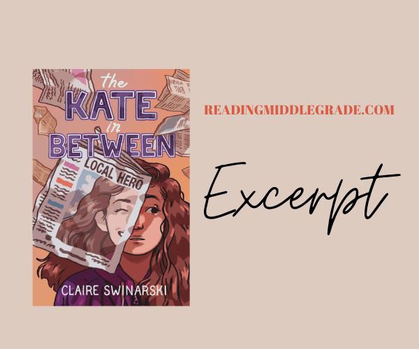 The Kate in Between: Excerpt + INTL Giveaway