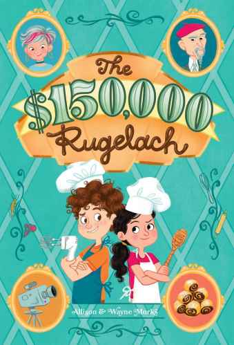 $150,000 Rugelach - Best Middle Grade Books Releasing in Fall 2021