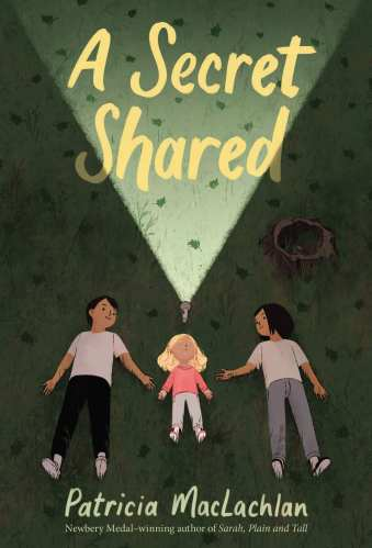 A Secret Shared - Best Middle Grade Books Releasing in Fall 2021