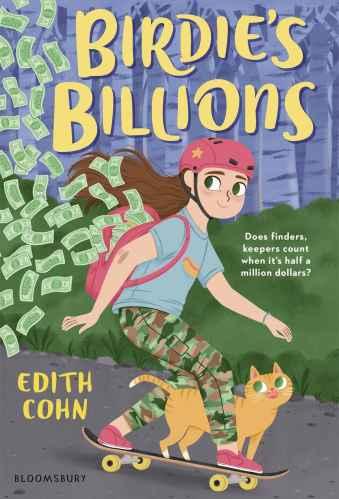 Birdie's Billions - Best Middle Grade Books Releasing in Fall 2021