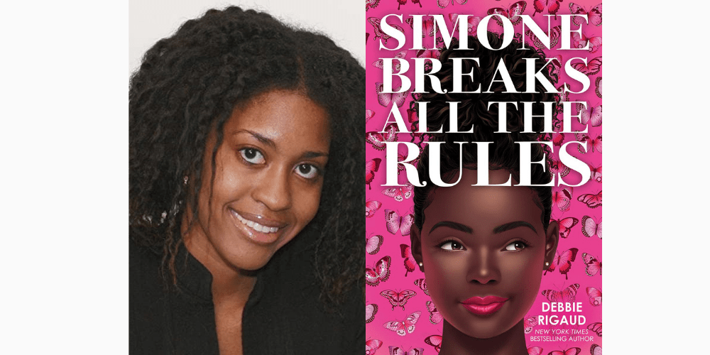 Debbie Rigaud - Simone Break All The Rules - Author Interview