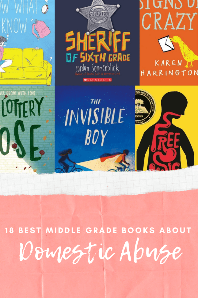 18 Best Middle Grade Books About Domestic Abuse