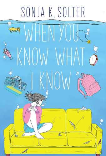 When You Know What I Know - Best Middle Grade Books About Domestic Abuse