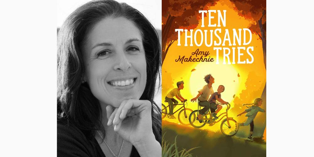 Amy Makechnie - Author Interview