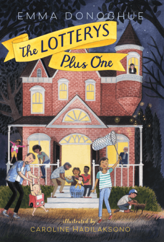 The Lotterys Plus One - Middle Grade Books About Dementia