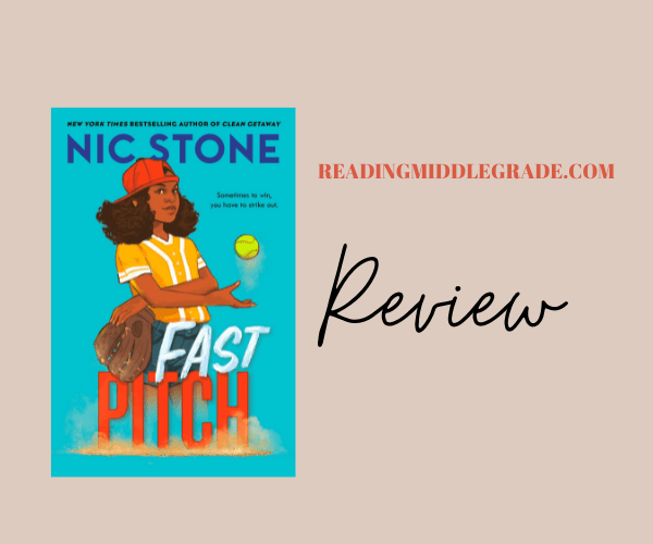Review | Fast Pitch (+ Giveaway!)