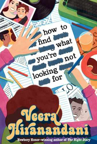 How to Find What You're Not Looking For - books for seventh graders