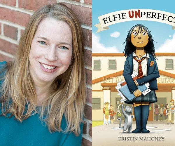 Kristin Mahoney on Elfie Unperfect (+ Giveaway!)