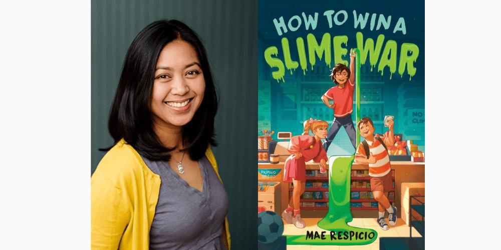Mae Respicio - Author Interview