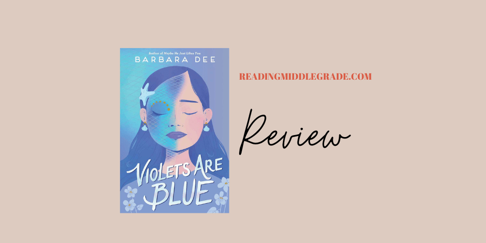 Violets Are Blue - Book Review