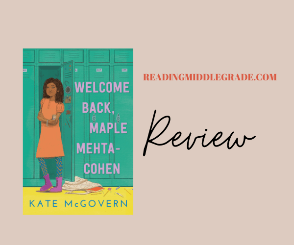 Review | Welcome Back, Maple Mehta-Cohen
