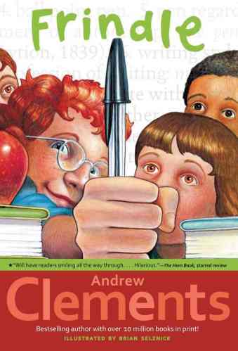 Frindle - The Best Funny Middle-Grade Books