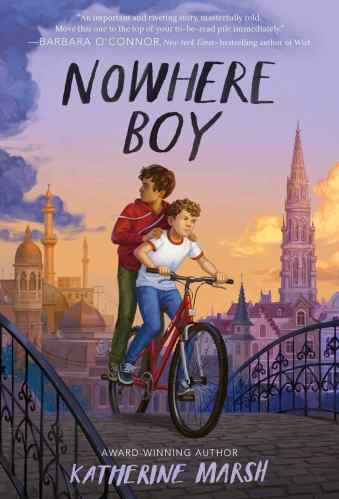 Nowhere Boy - Best Books for Eighth Graders
