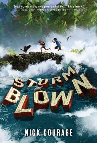 Storm Blown - Best Middle Grade Survival Books