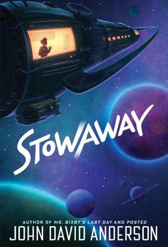 Stowaway - Best Middle Grade Science Fiction Books